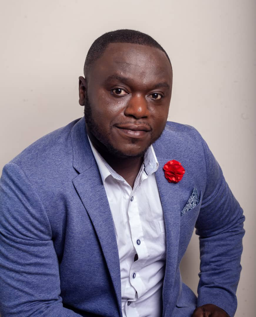 Photo of founder, Paul Antwi